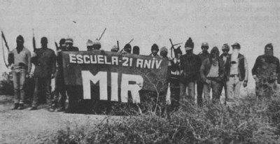 Allende violo los DDHH Neltume